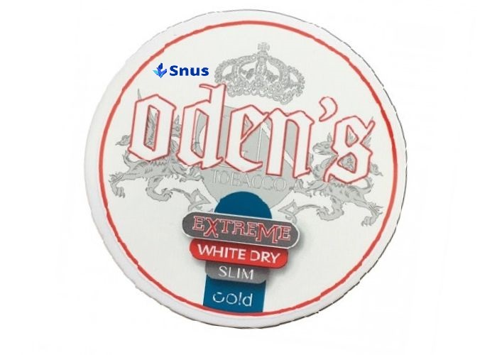 Odens Extreme Slim Cold White Dry